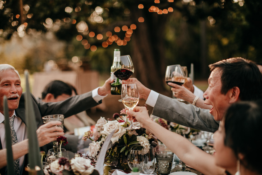 Jennifer and Jared's Chic Copper-Toned Wedding at Chateau St. Jean24.jpg