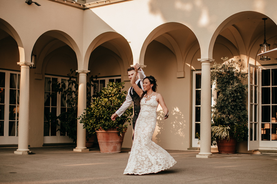 Jennifer and Jared's Chic Copper-Toned Wedding at Chateau St. Jean25.jpg