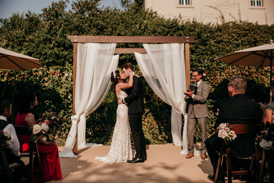 Jennifer and Jared's Chic Copper-Toned Wedding at Chateau St. Jean29.jpg