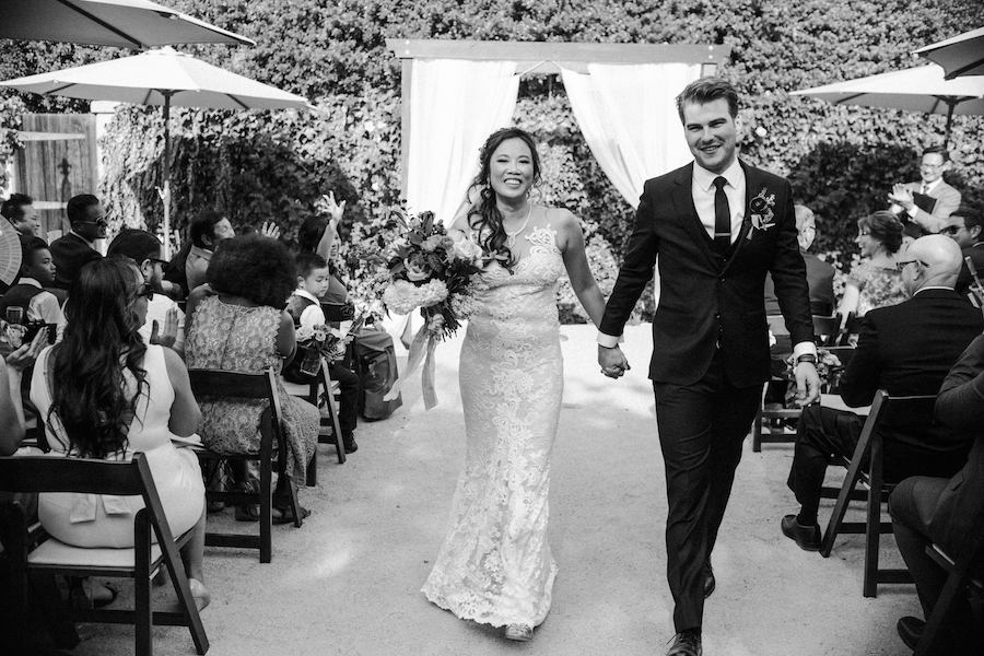 Jennifer and Jared's Chic Copper-Toned Wedding at Chateau St. Jean30.jpg