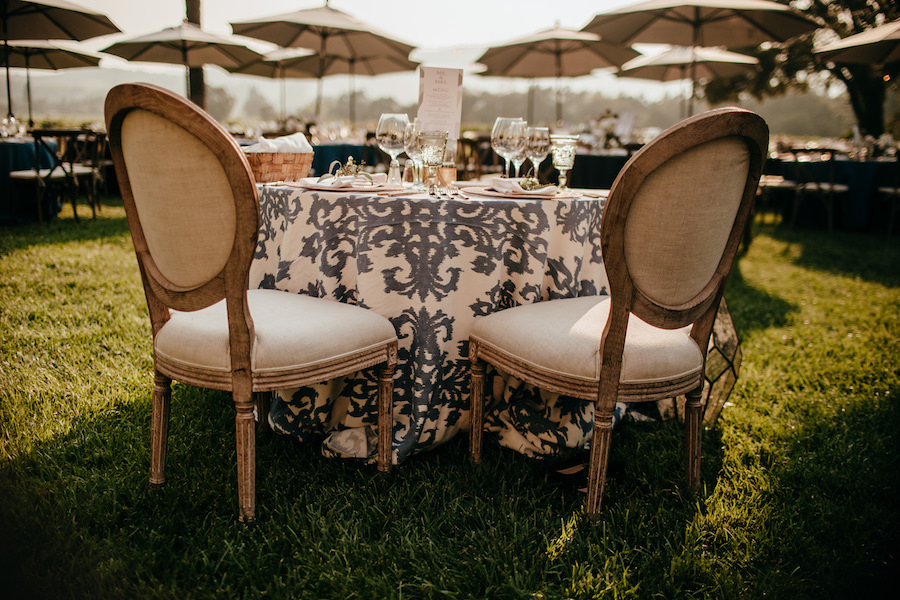 Jennifer and Jared's Chic Copper-Toned Wedding at Chateau St. Jean37.jpg