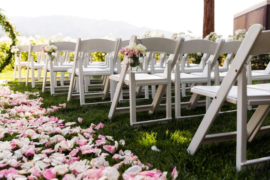 Chic and Organic Outdoor Wedding at Harvest Inn56.jpg