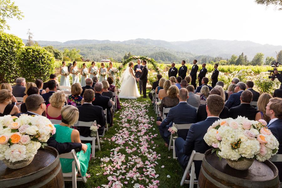 Chic and Organic Outdoor Wedding at Harvest Inn68.jpg