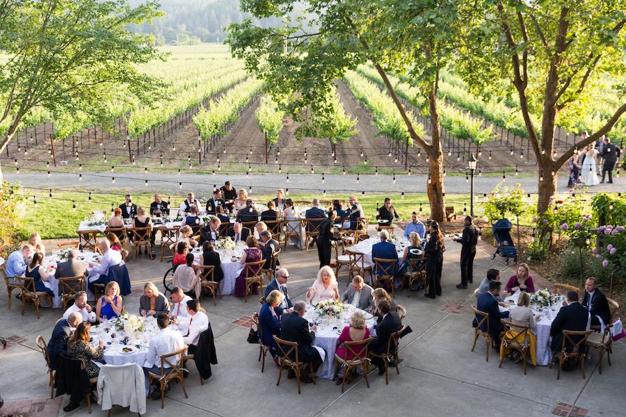 Chic and Organic Outdoor Wedding at Harvest Inn117.jpg