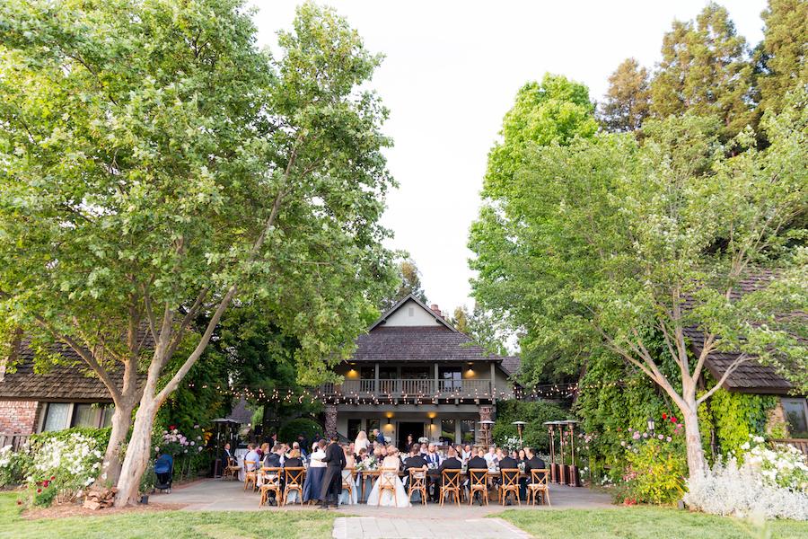 Chic and Organic Outdoor Wedding at Harvest Inn119.jpg