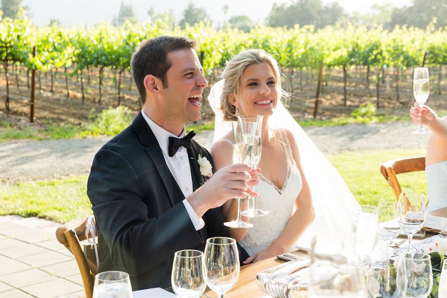 Chic and Organic Outdoor Wedding at Harvest Inn125.jpg