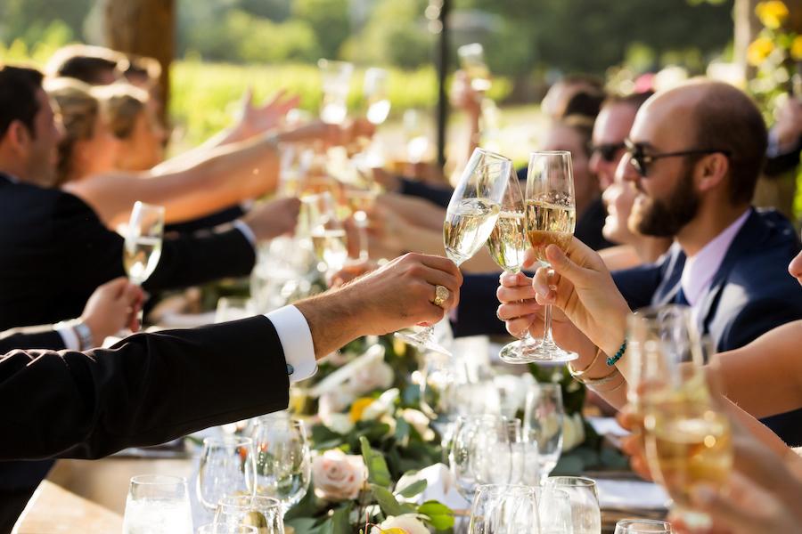 Chic and Organic Outdoor Wedding at Harvest Inn126.jpg