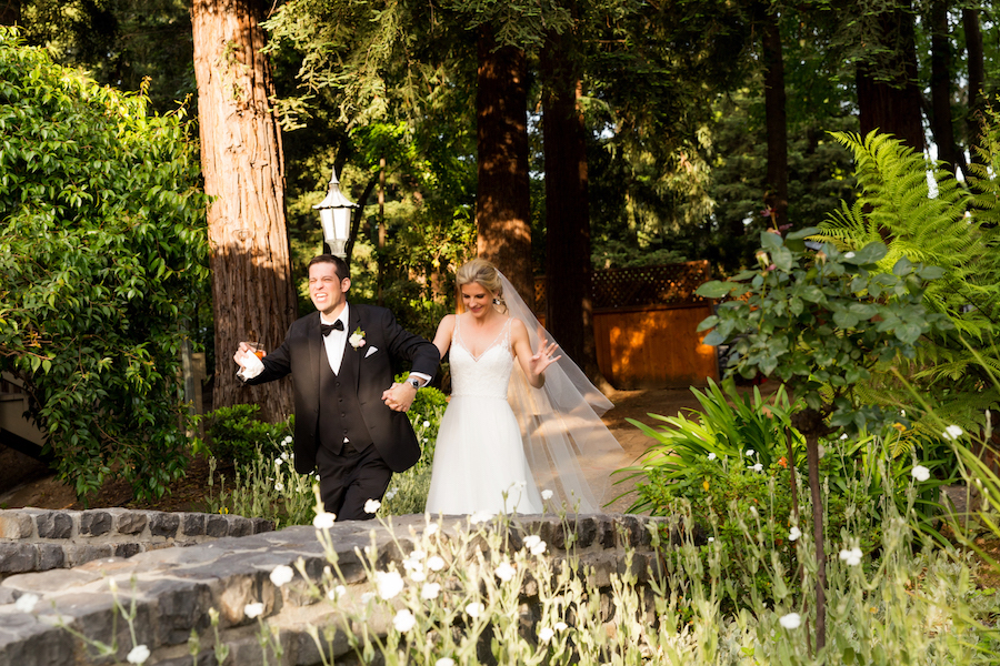 Chic and Organic Outdoor Wedding at Harvest Inn96.jpg