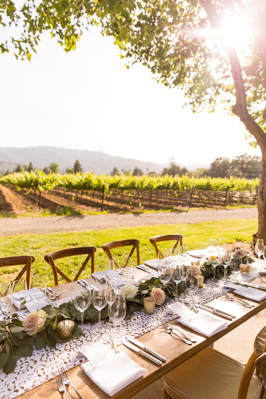 Chic and Organic Outdoor Wedding at Harvest Inn108.jpg