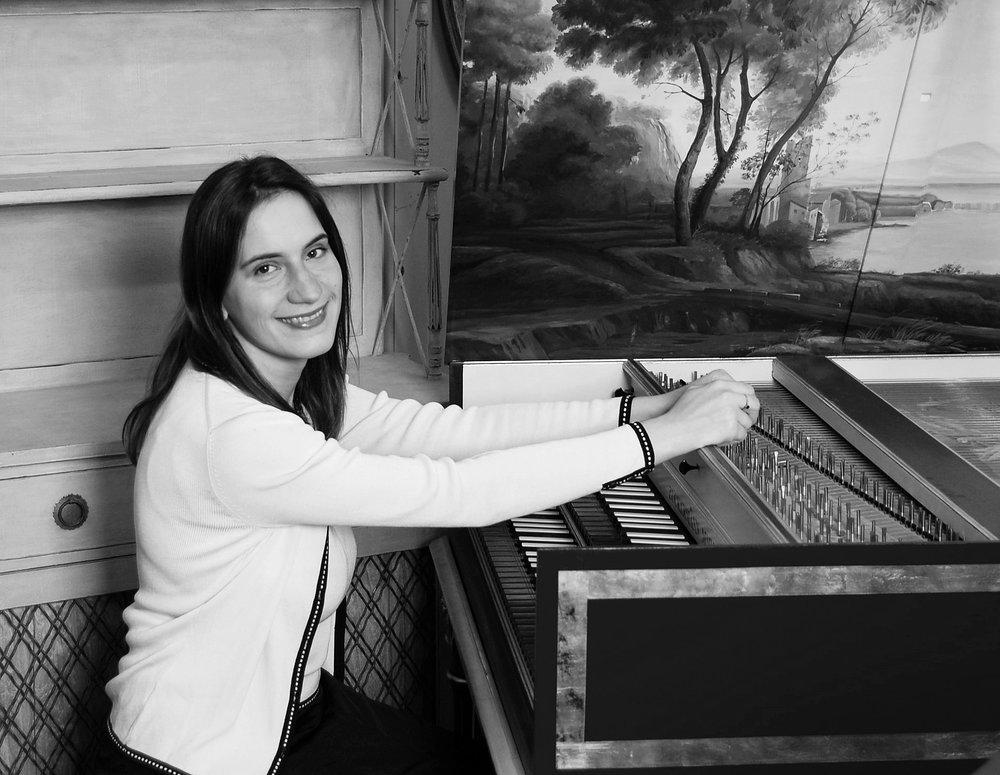 Elena Zamolodchikova, Piano