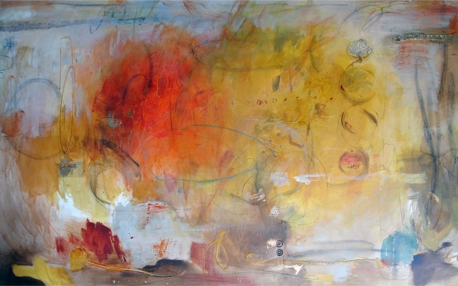 Indian Summer 122 x 153cm