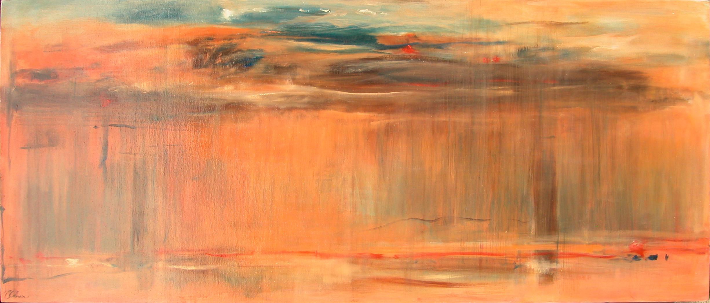 Sunset 60 x 120cm