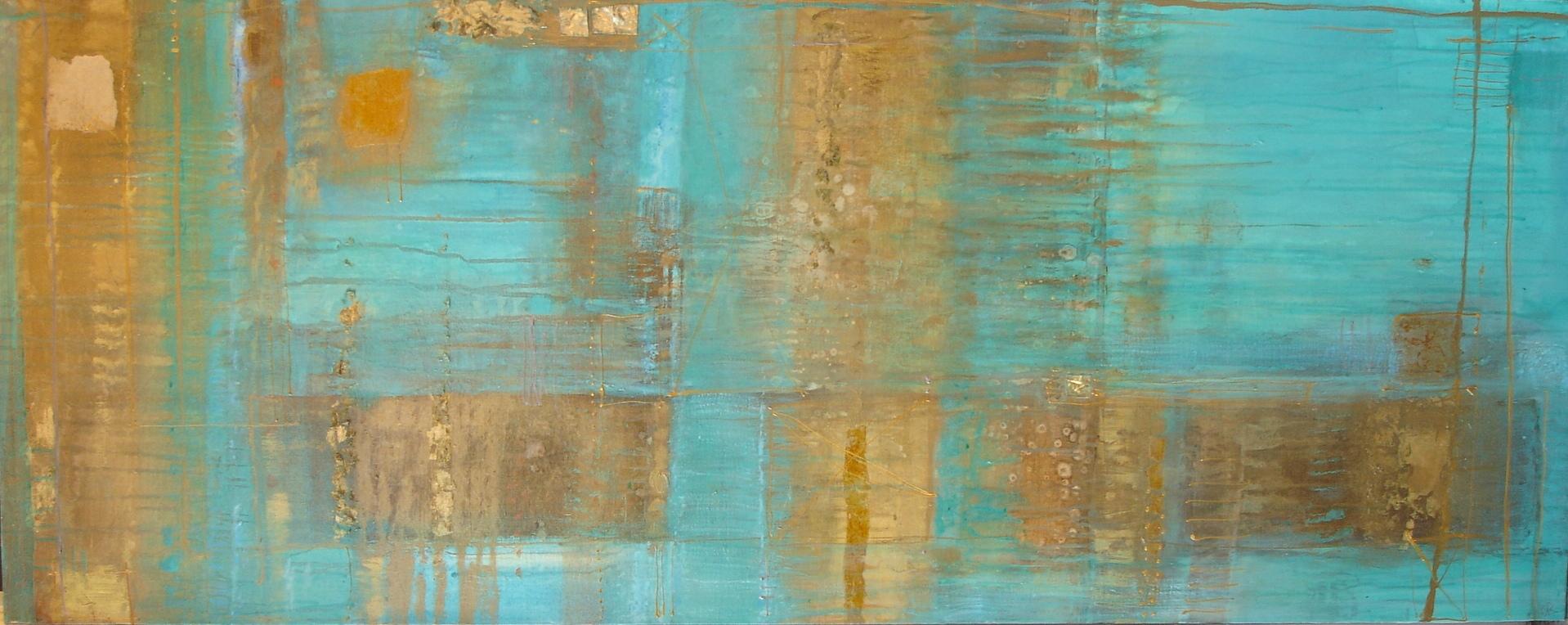Shine (Deep Emerald) 61 x152 x 8cm