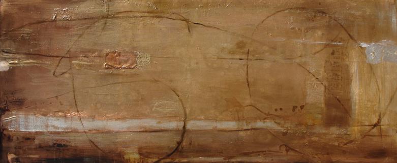 Swirling Lines 61 x 153cm