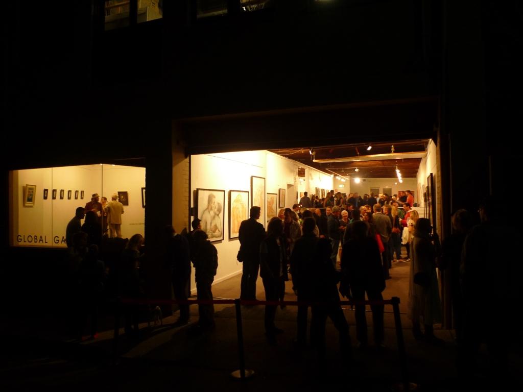 Global Gallery Opening Night 1 Sept 2010.JPG