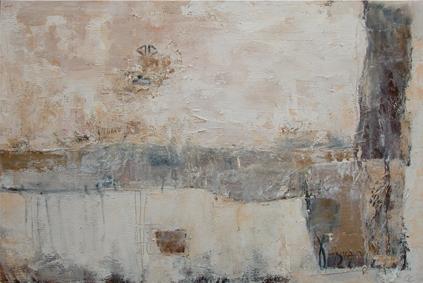 Parchment, 92 x 61cm