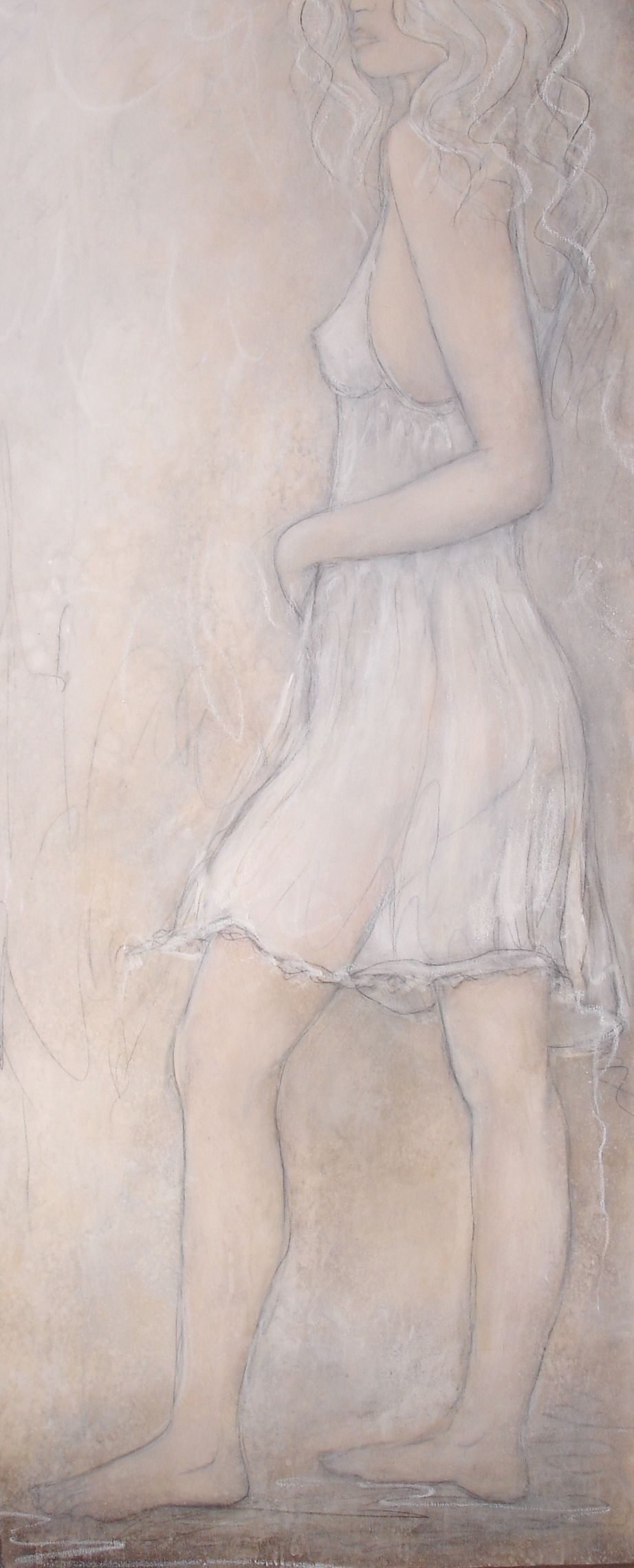 Moonlit,51 x 122cm