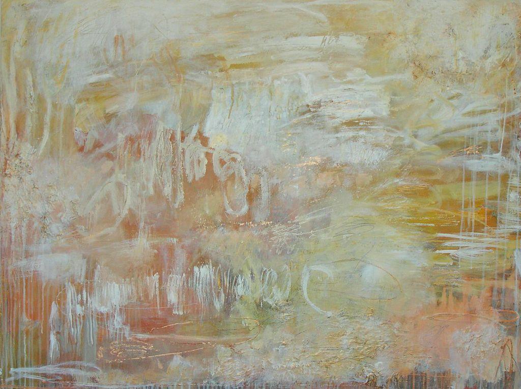 Summer Soiree, 92 x 122cm