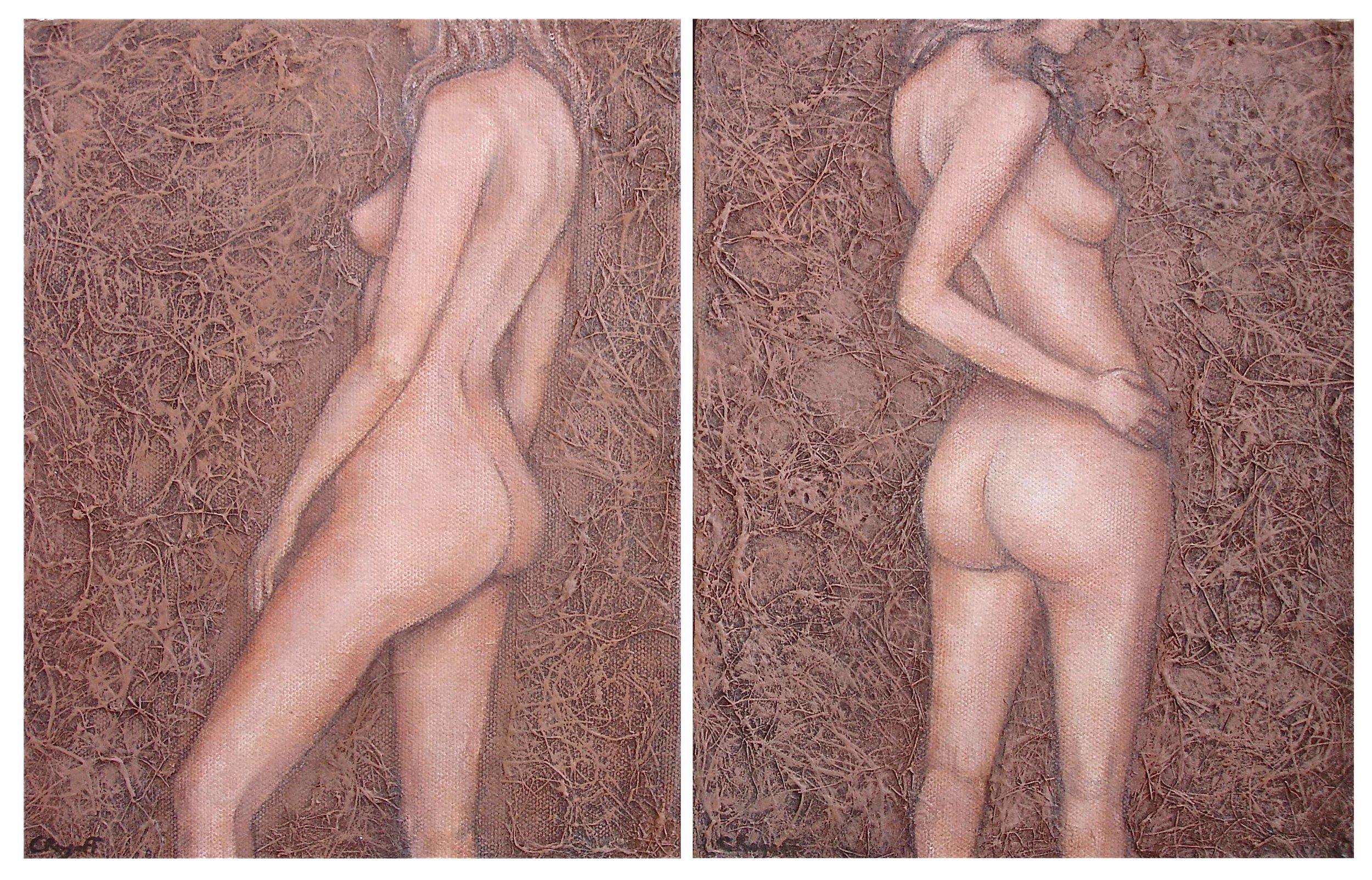 Impression & Expression 20 x 30cm each