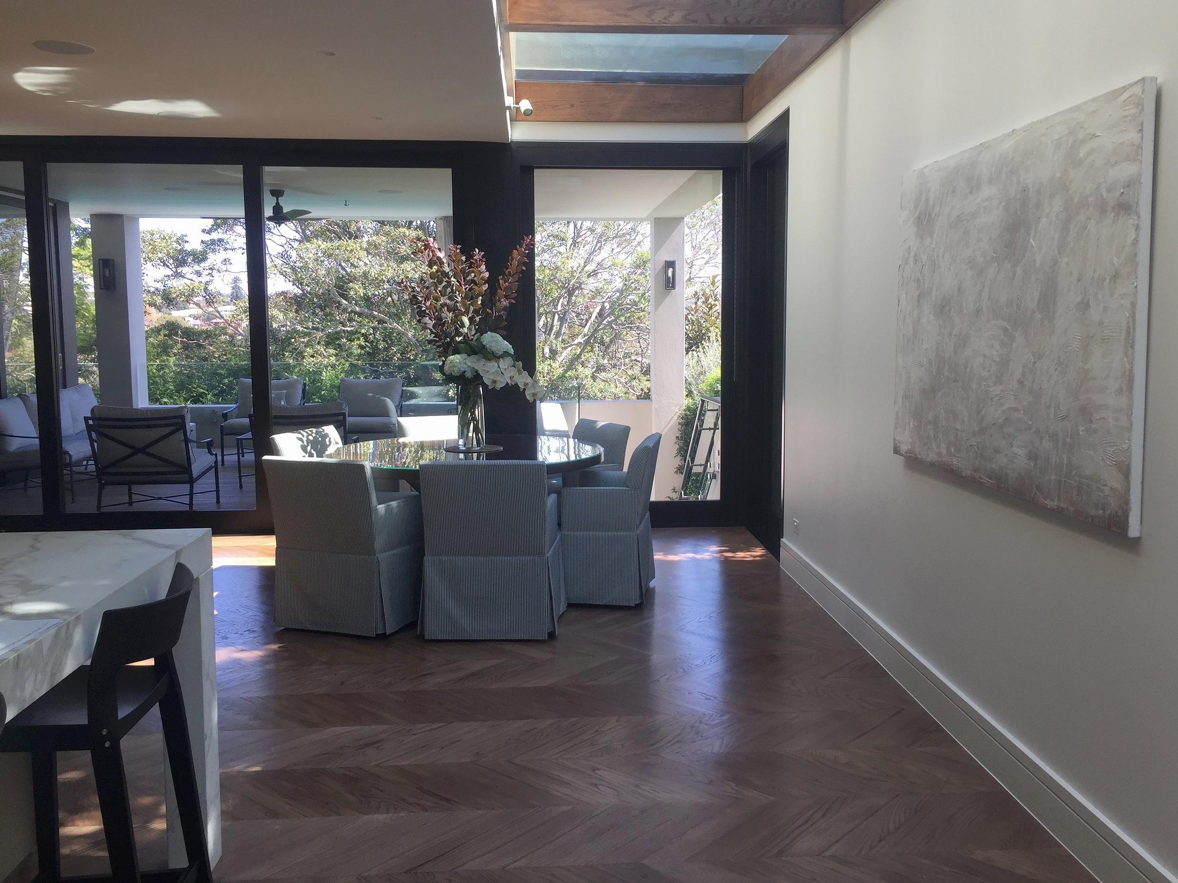 Bellevue Hill Home
