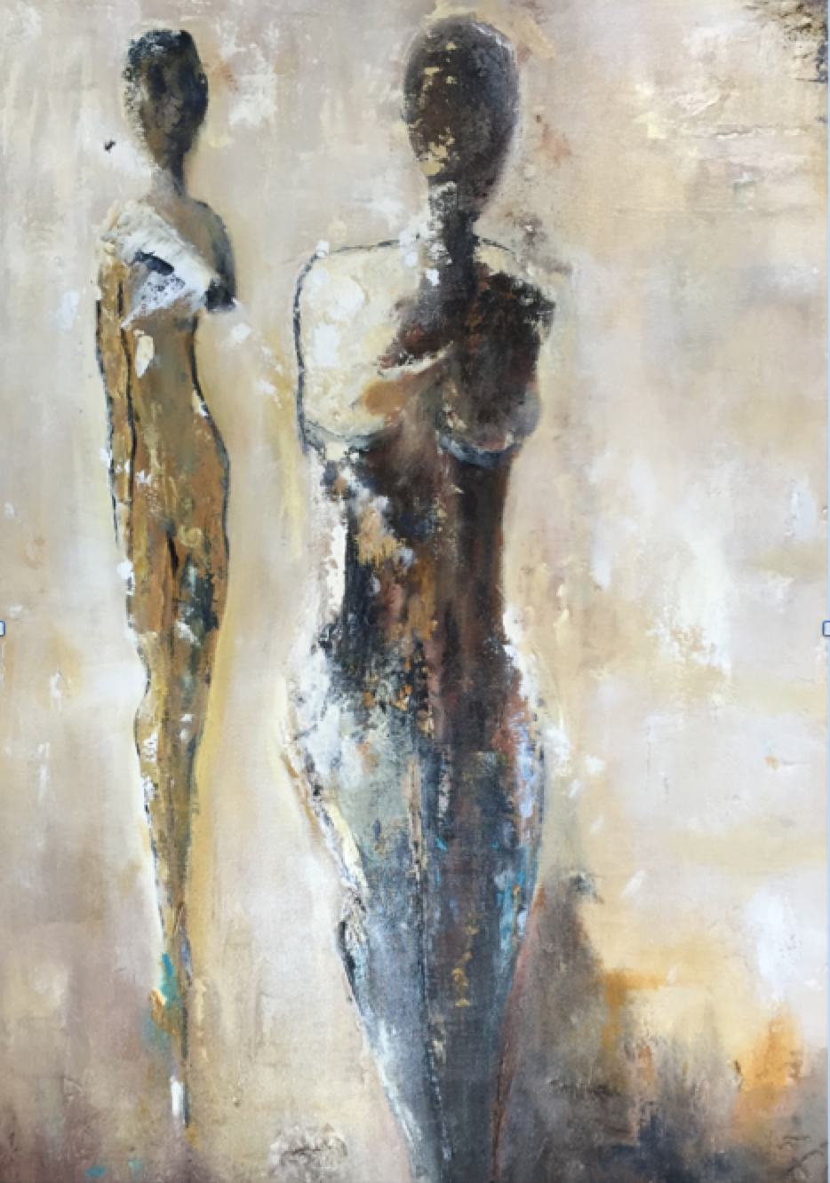 Lesley Adams, Abstract Figures, 2016.png