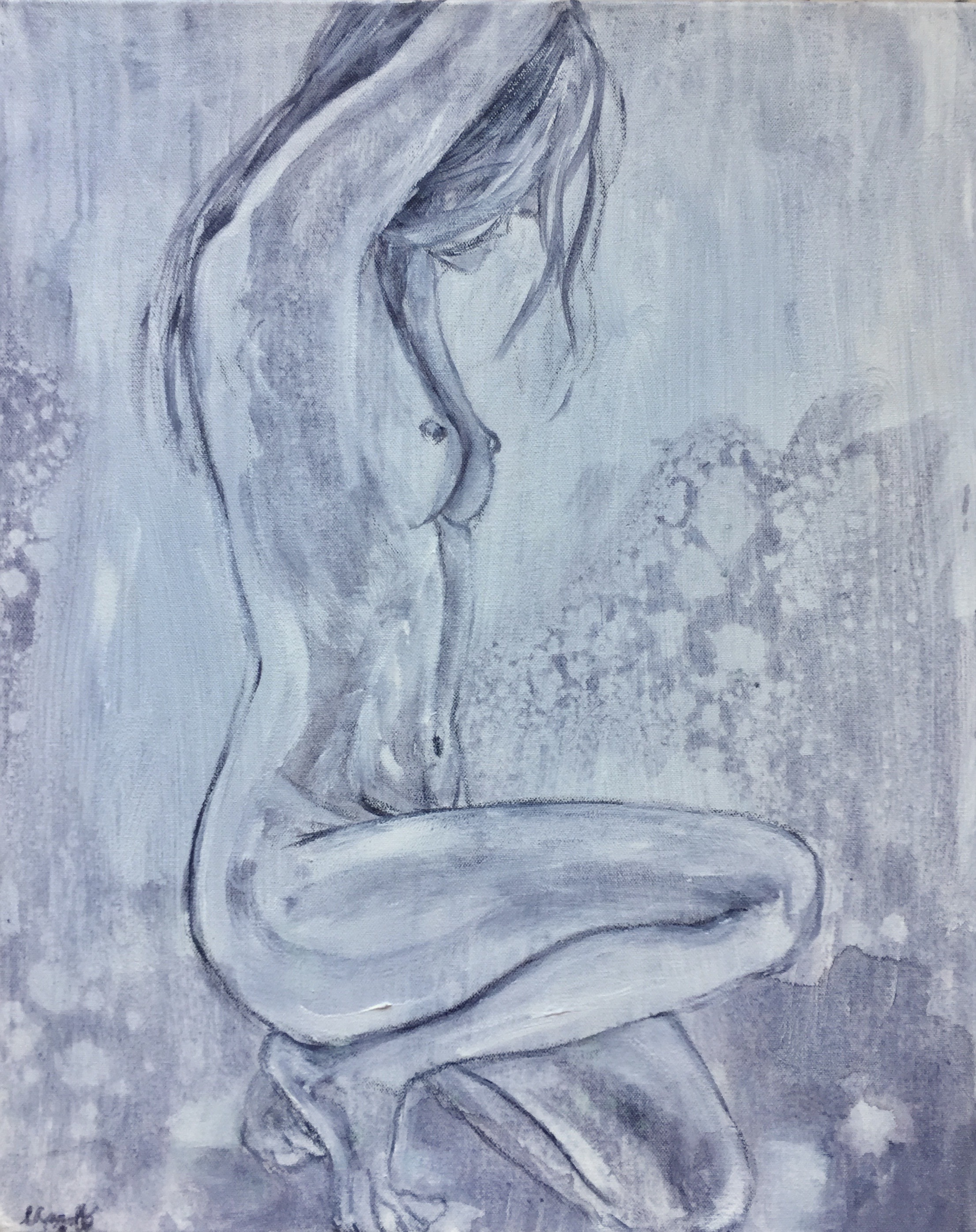 Body Soul 2, 40 x 50cm