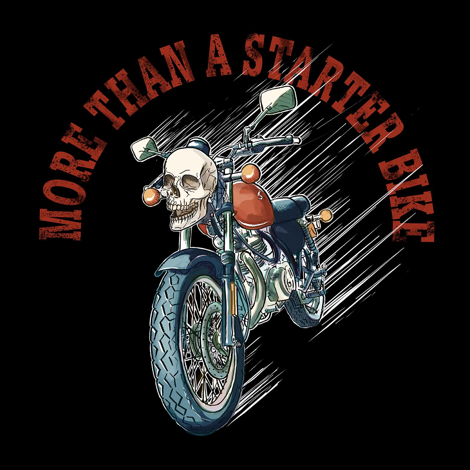 More Than A Starter Bike