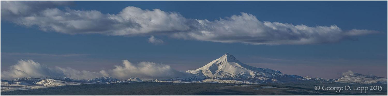 Mount Jefferson, Cascade Mts., Oregon © George D. Lepp 2013 LO-CE-CA-0048