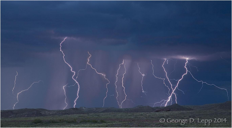 Lightning, AZ. © George D. Lepp 2014 L-AZ-GG-0001
