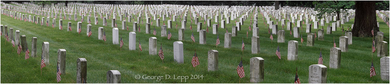 Arlington National Cemetery, D.C. © George D. Lepp 2014 L-DC-0012