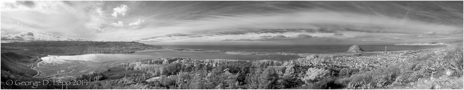 Moro Bay, CA. © George D. Lepp 2014 LC-CC-MB-2001