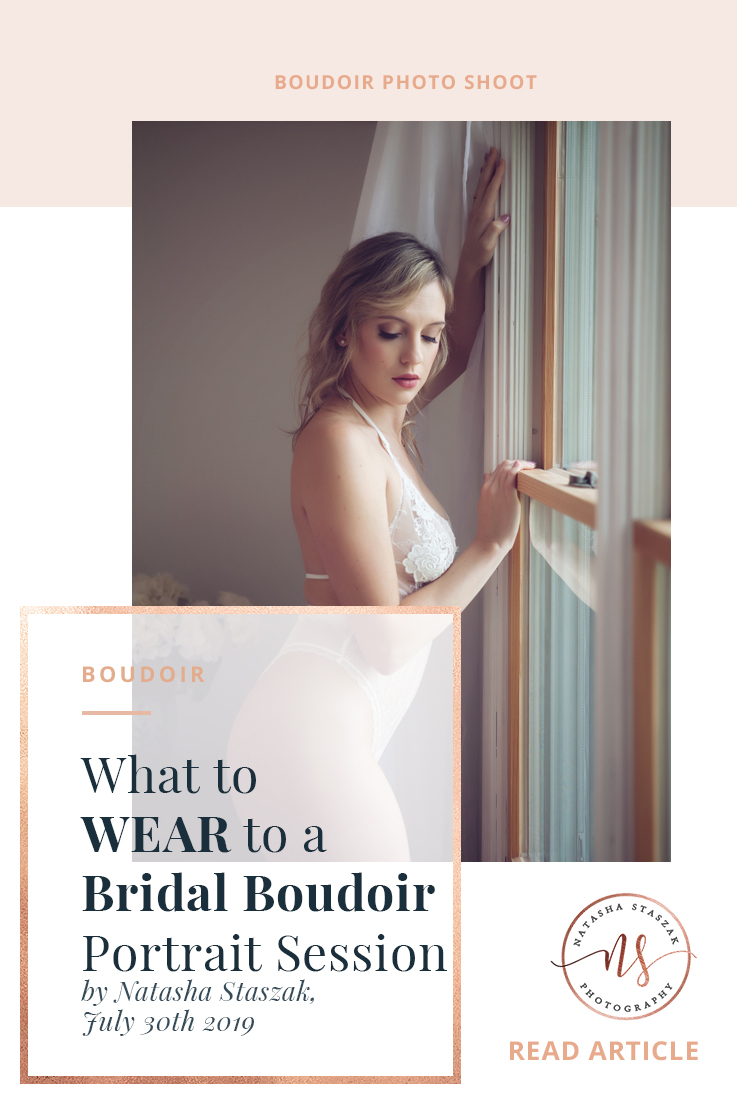 Your dream bridal boudoir photo shoot experience in our Buffalo Studio