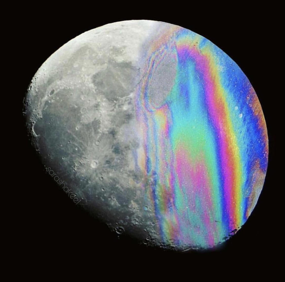 The Full Moon In Virgo
