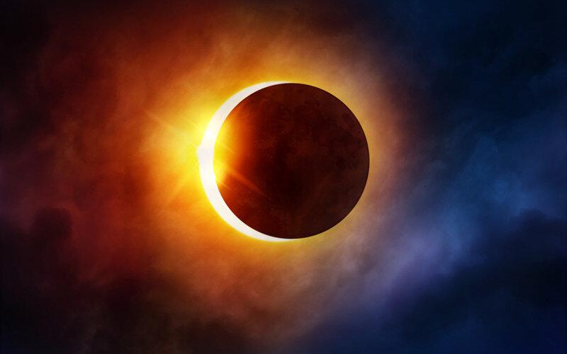The Annual Solar Eclipse in Gemini