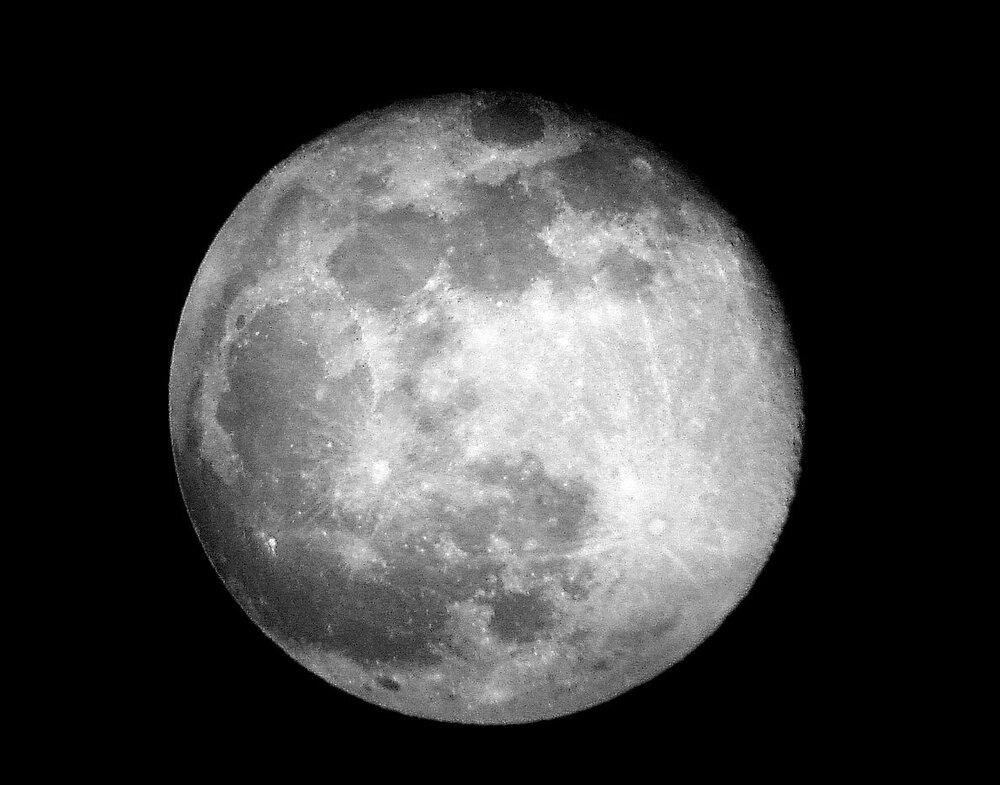 The Full Buck Moon In Aquarius