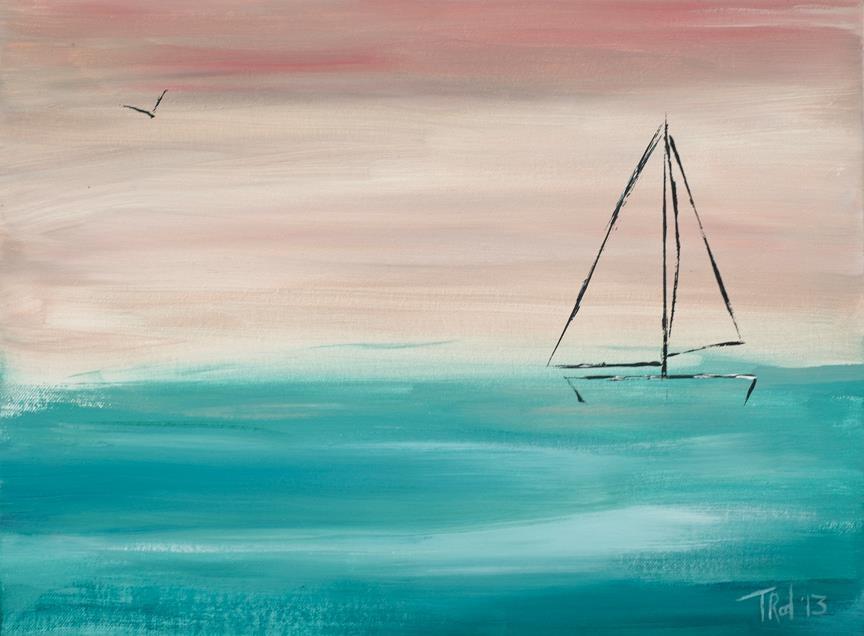 Sails of Solitude.