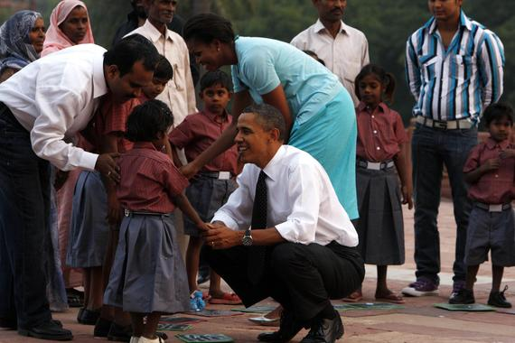 What Obama Left Behind in India