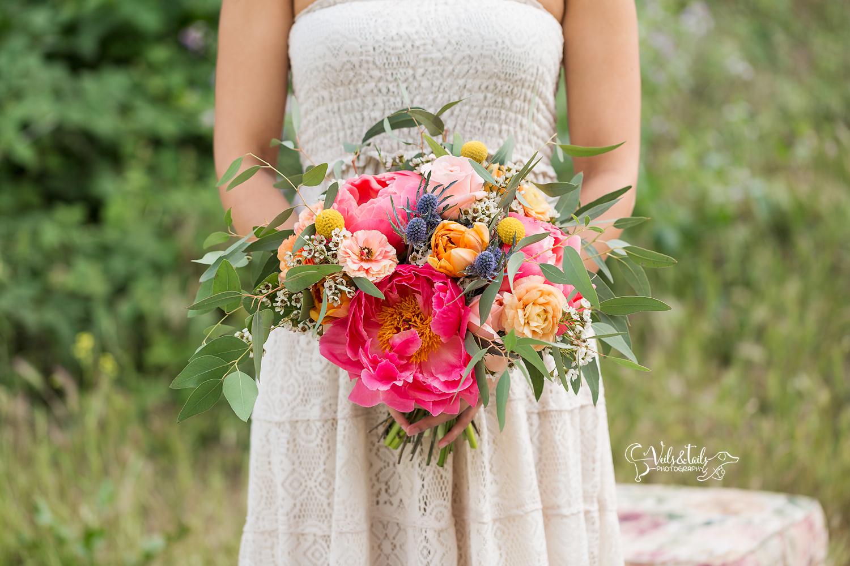 California Wedding Florals Style