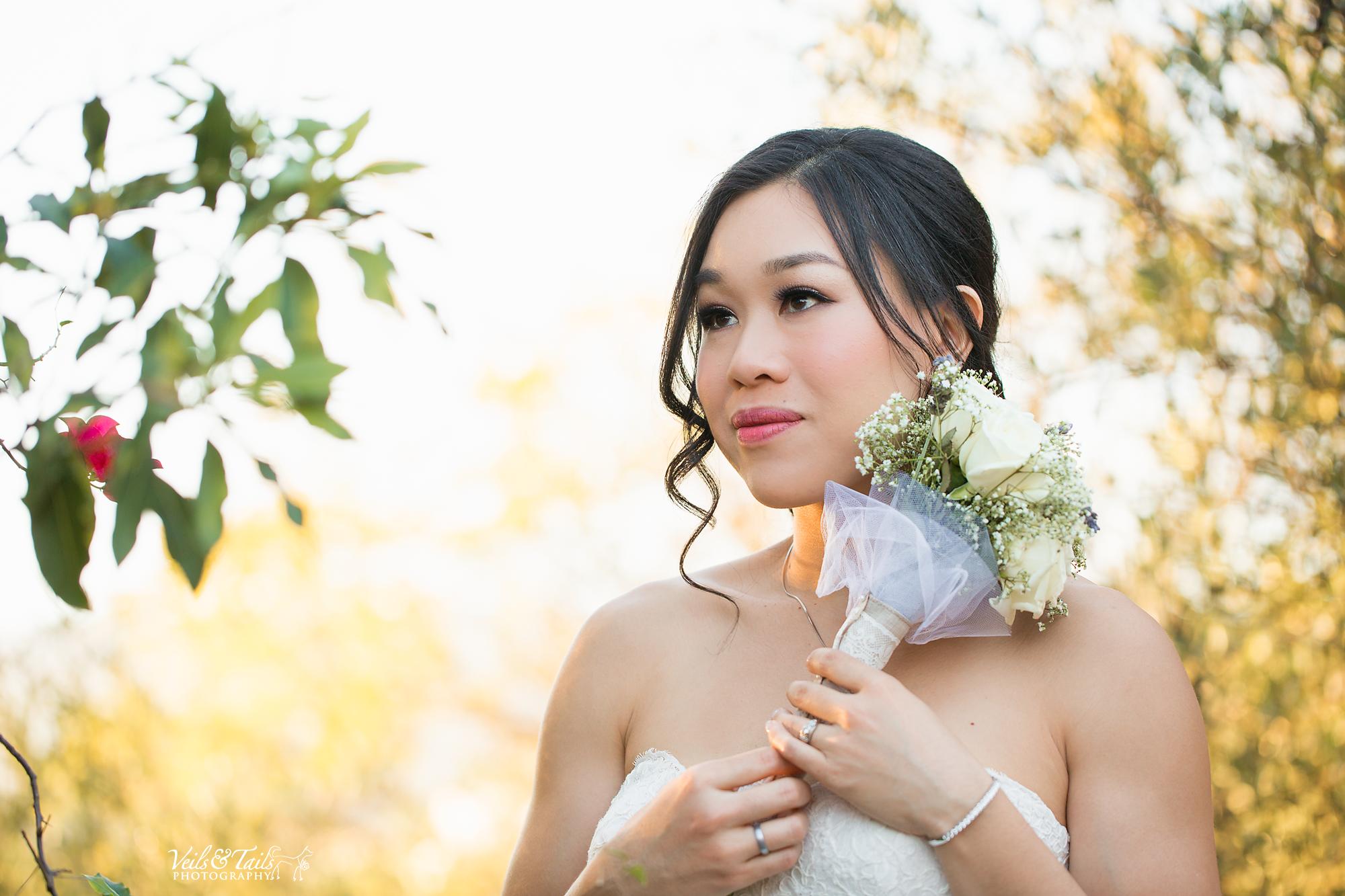 Outdoor wedding photographer santa babara