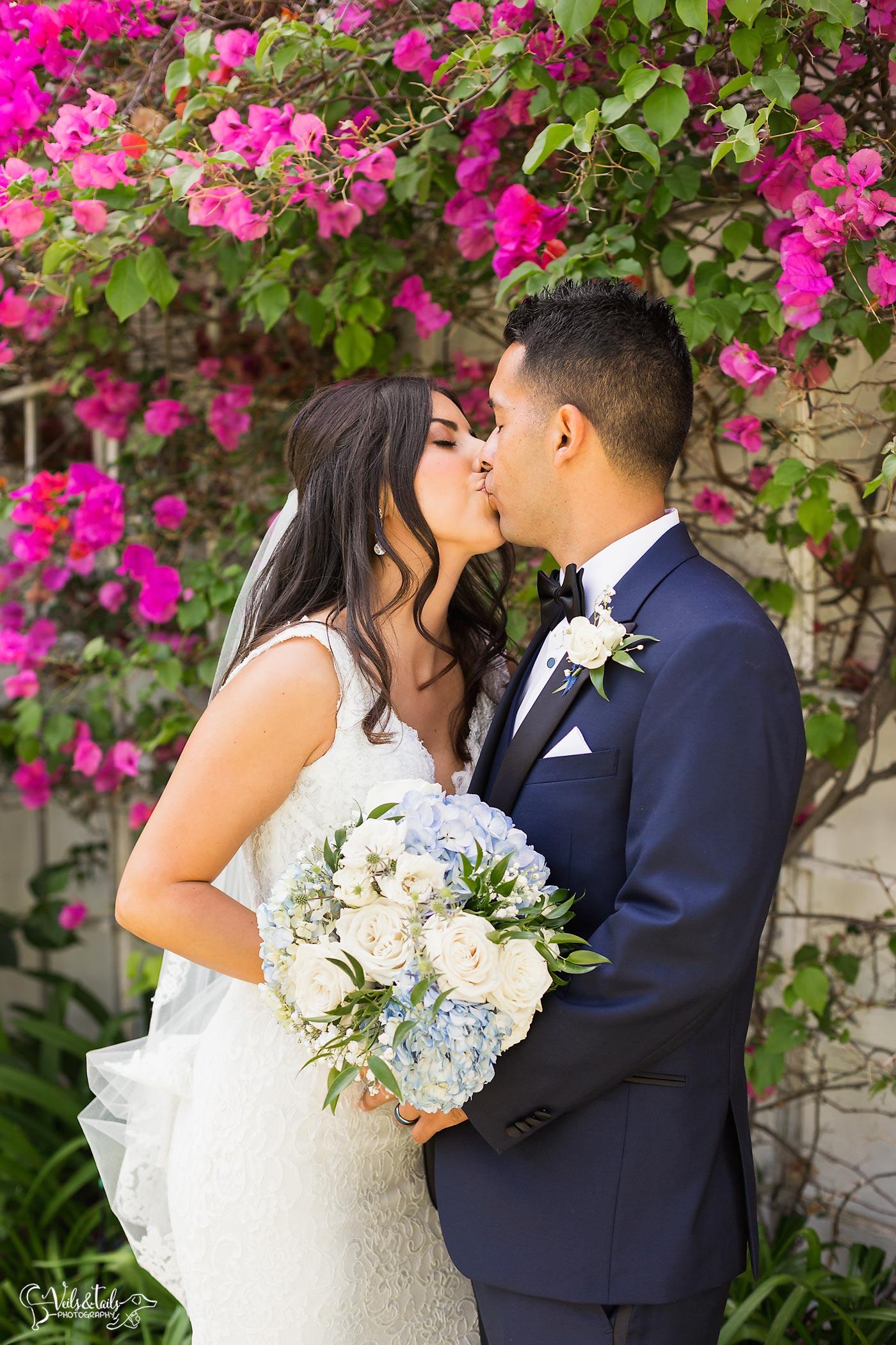 Our Lady of Sorrows Santa Barbara Wedding Photographer