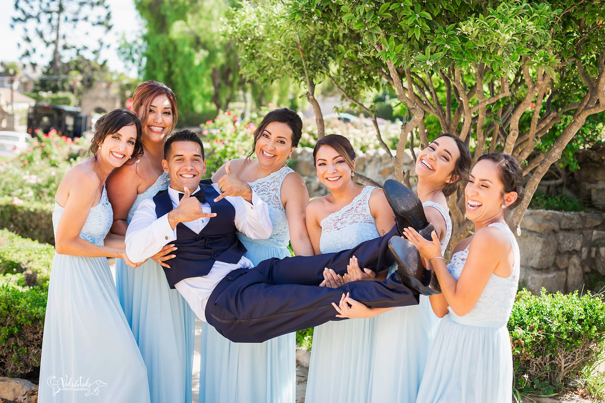 Santa Barbara Candid Wedding Photographer