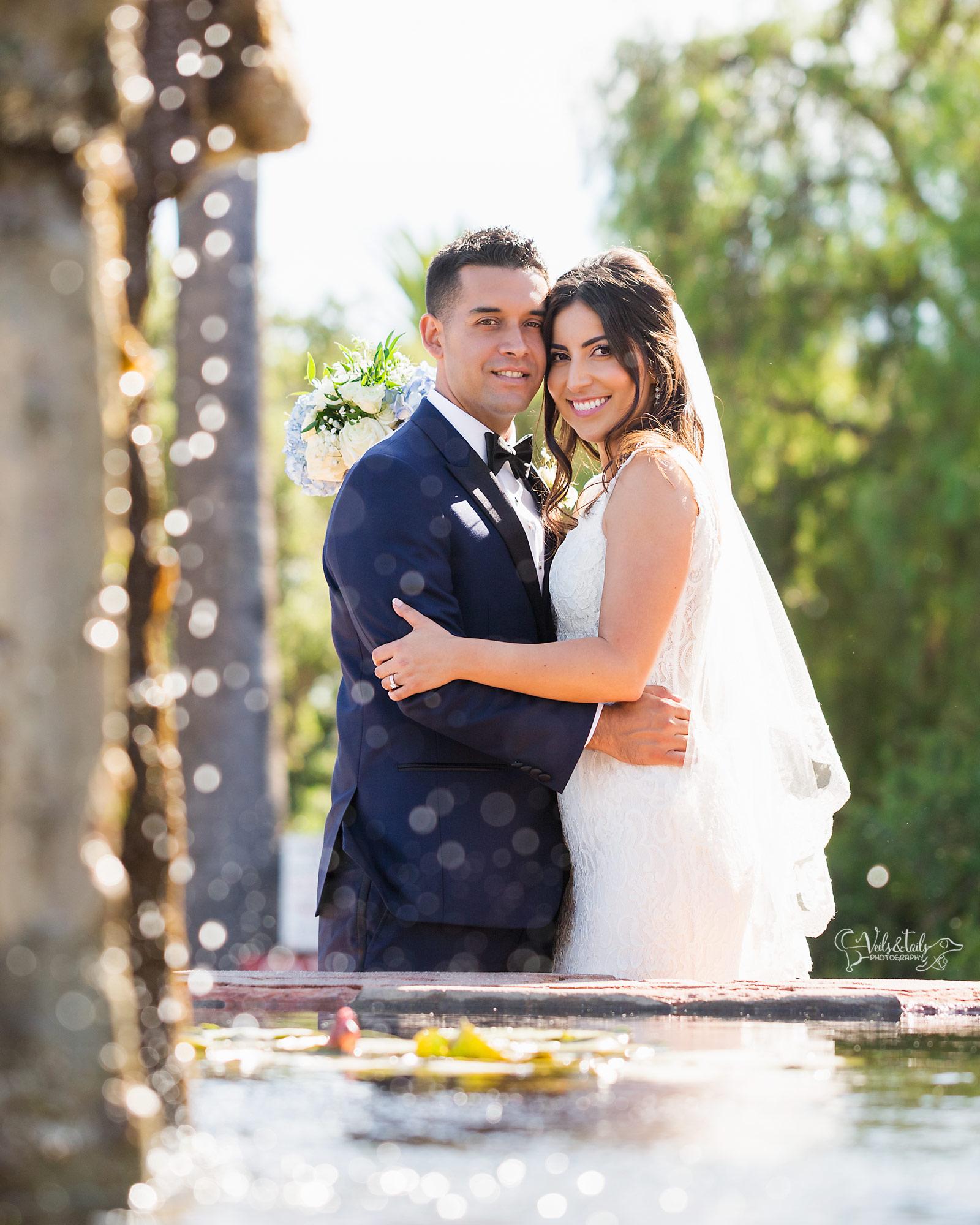 Mission Santa Barbara Wedding Photography