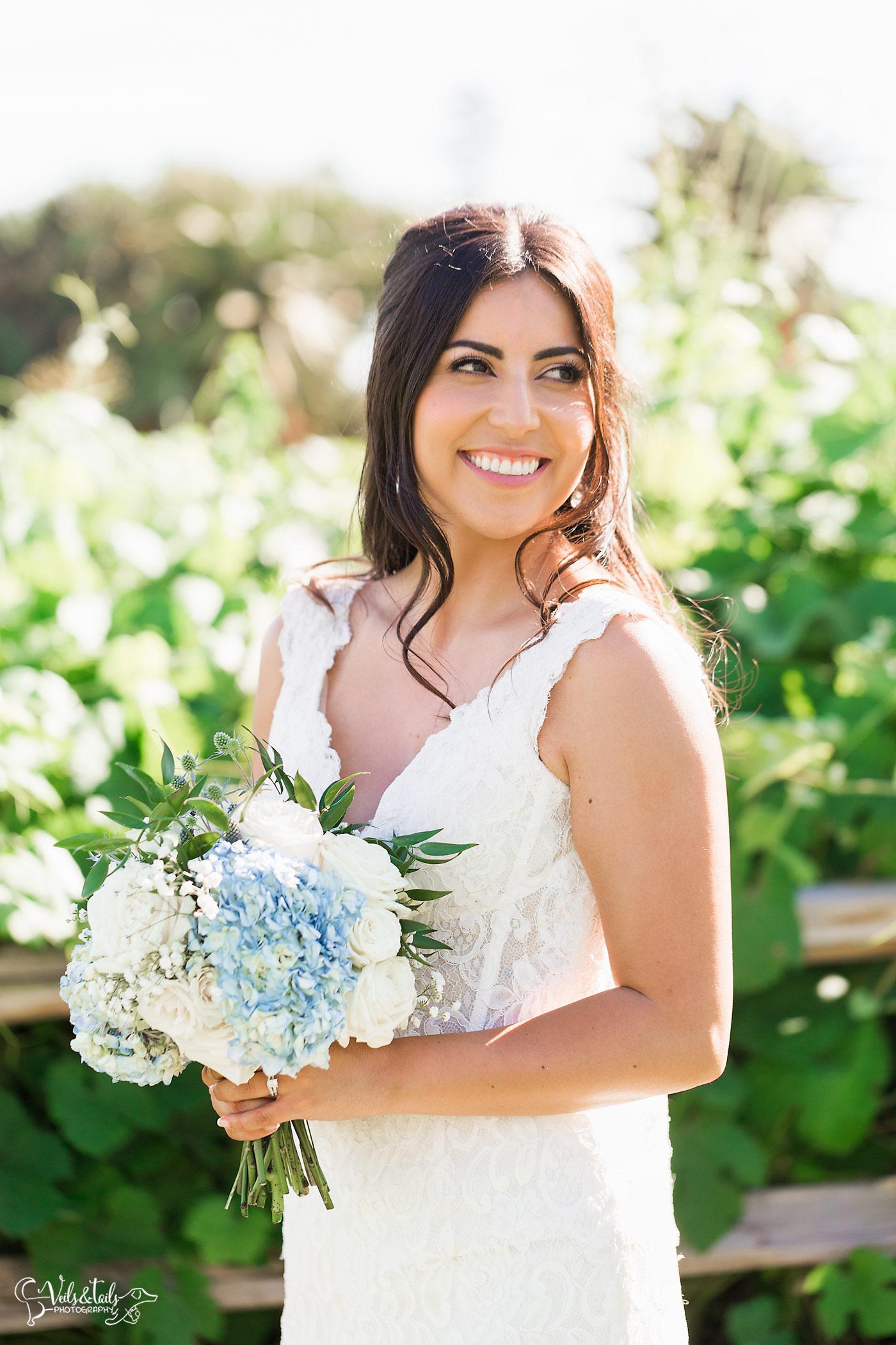 Santa Barbara Wedding Florals