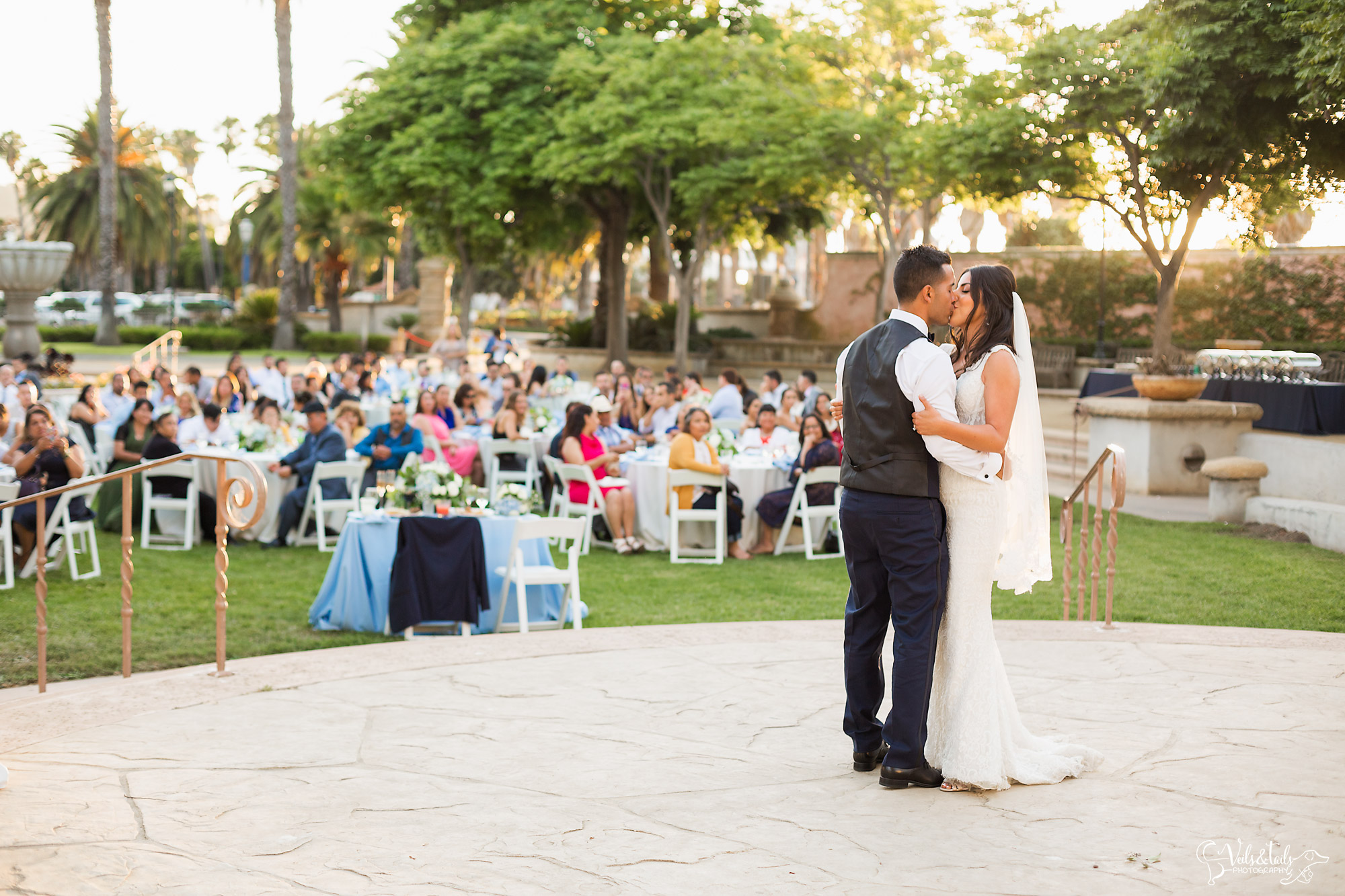 Newlywed First Dance Santa Barbara