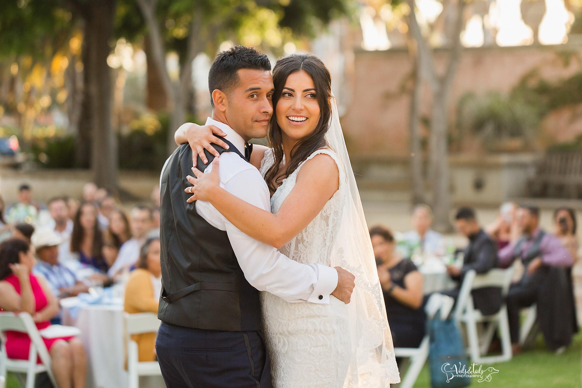 Sunset Wedding Santa Barbara