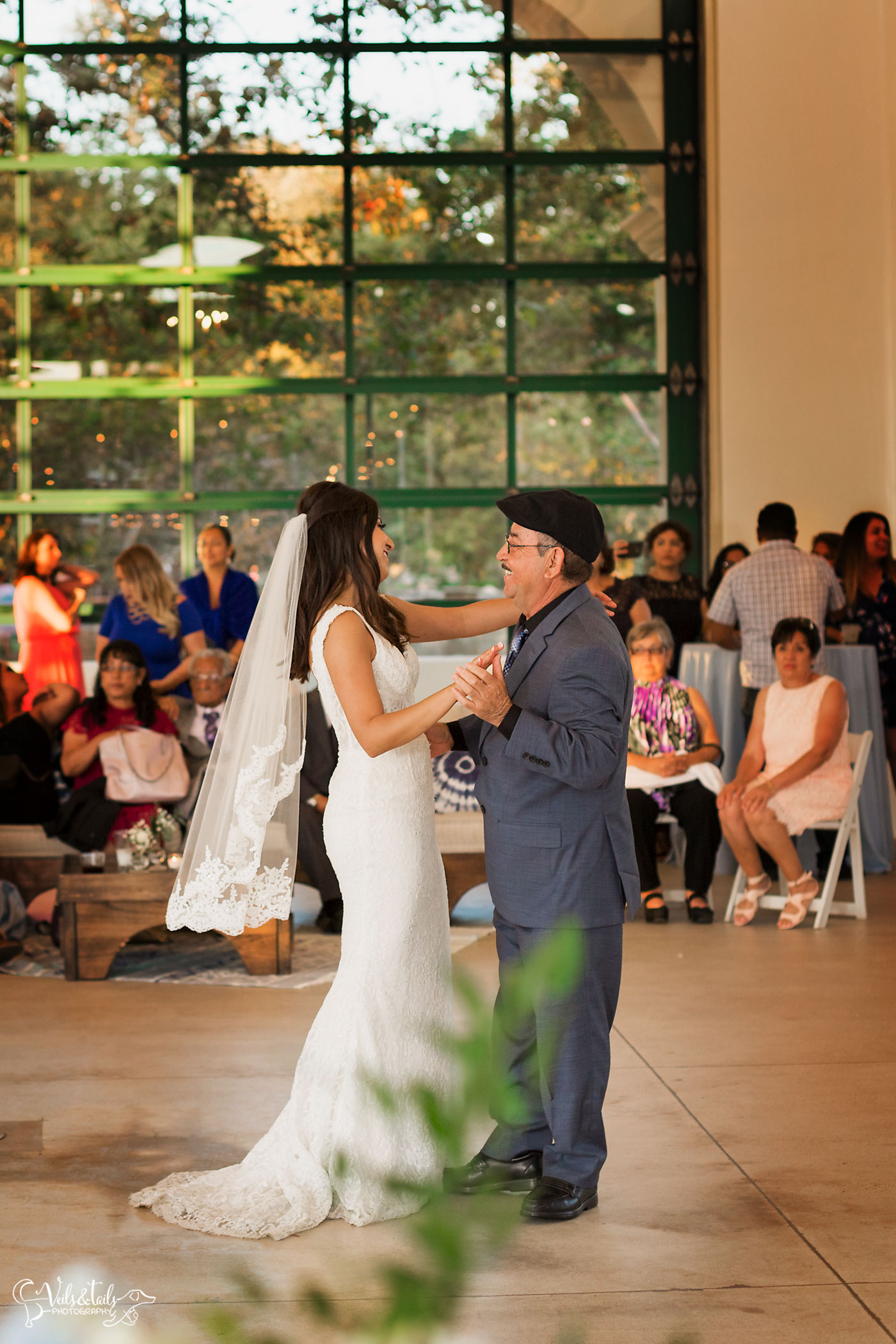 Father Daughter Dance Chase Palm Park Wedding