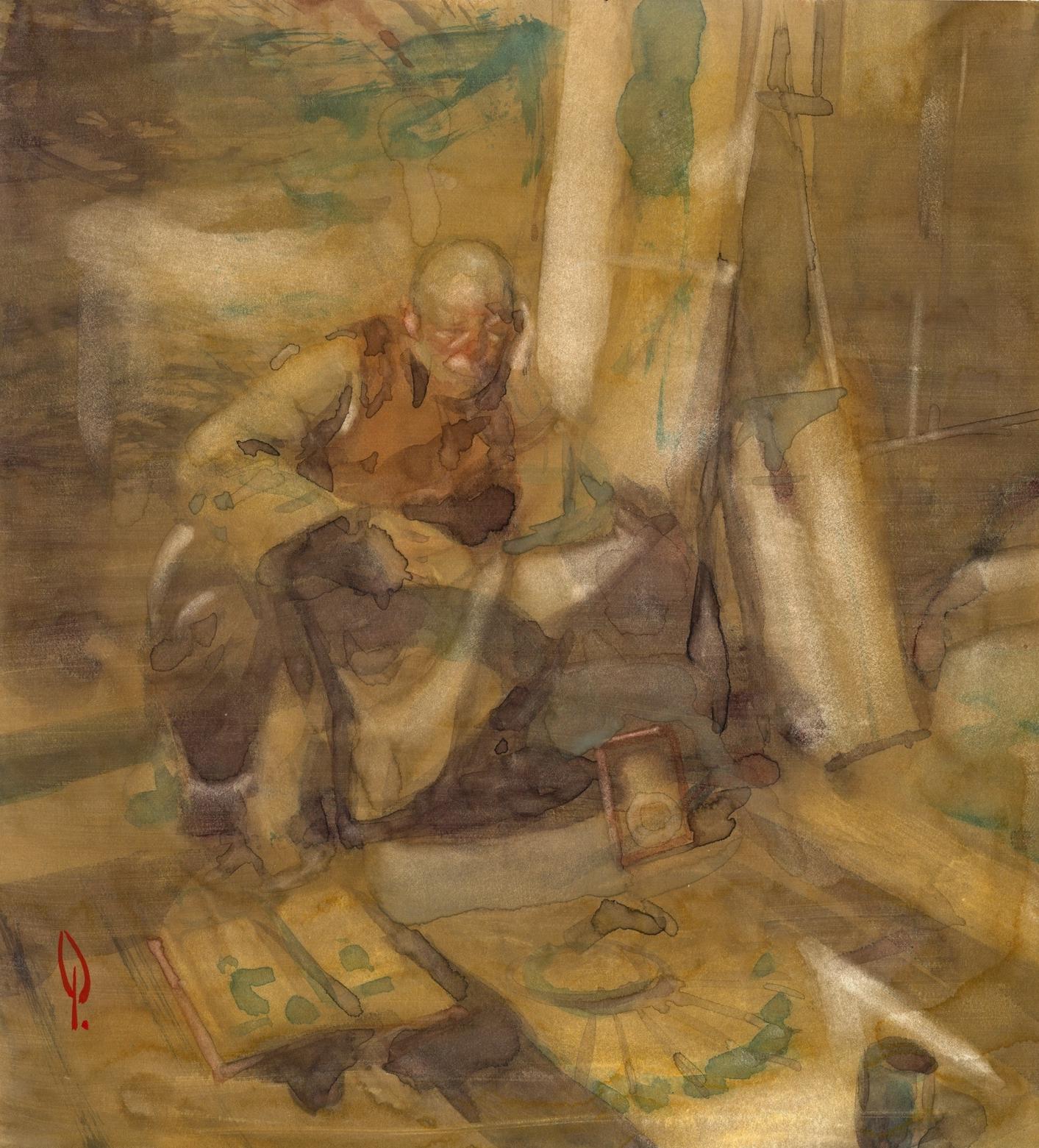 Chinese Fortune Teller Watercolor.jpg