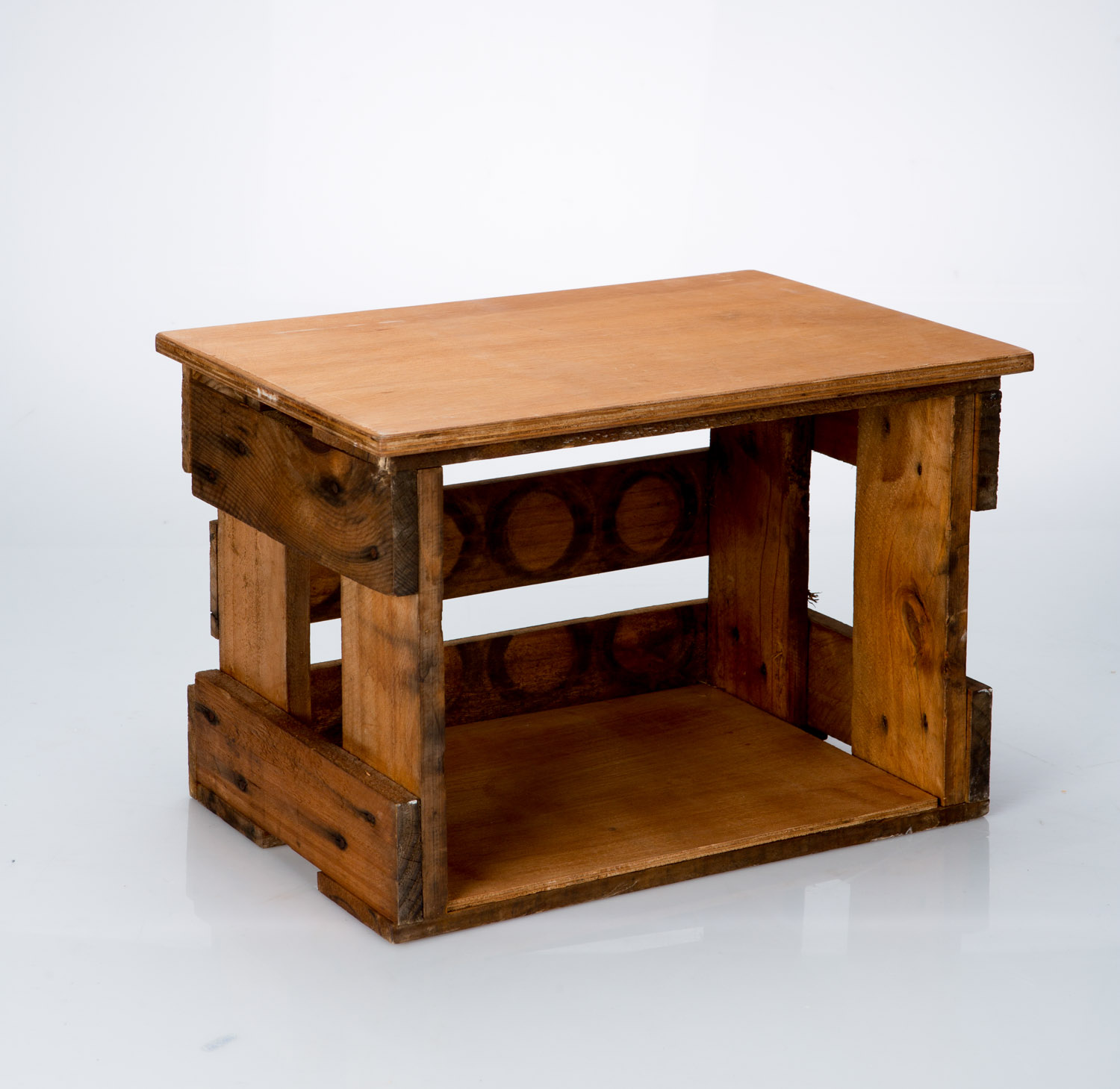 ABC CRATE TABLES  - made by Wildernest