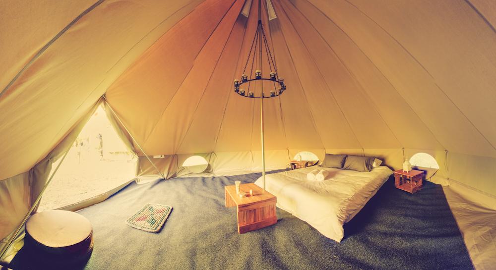 Queen Bell Tent