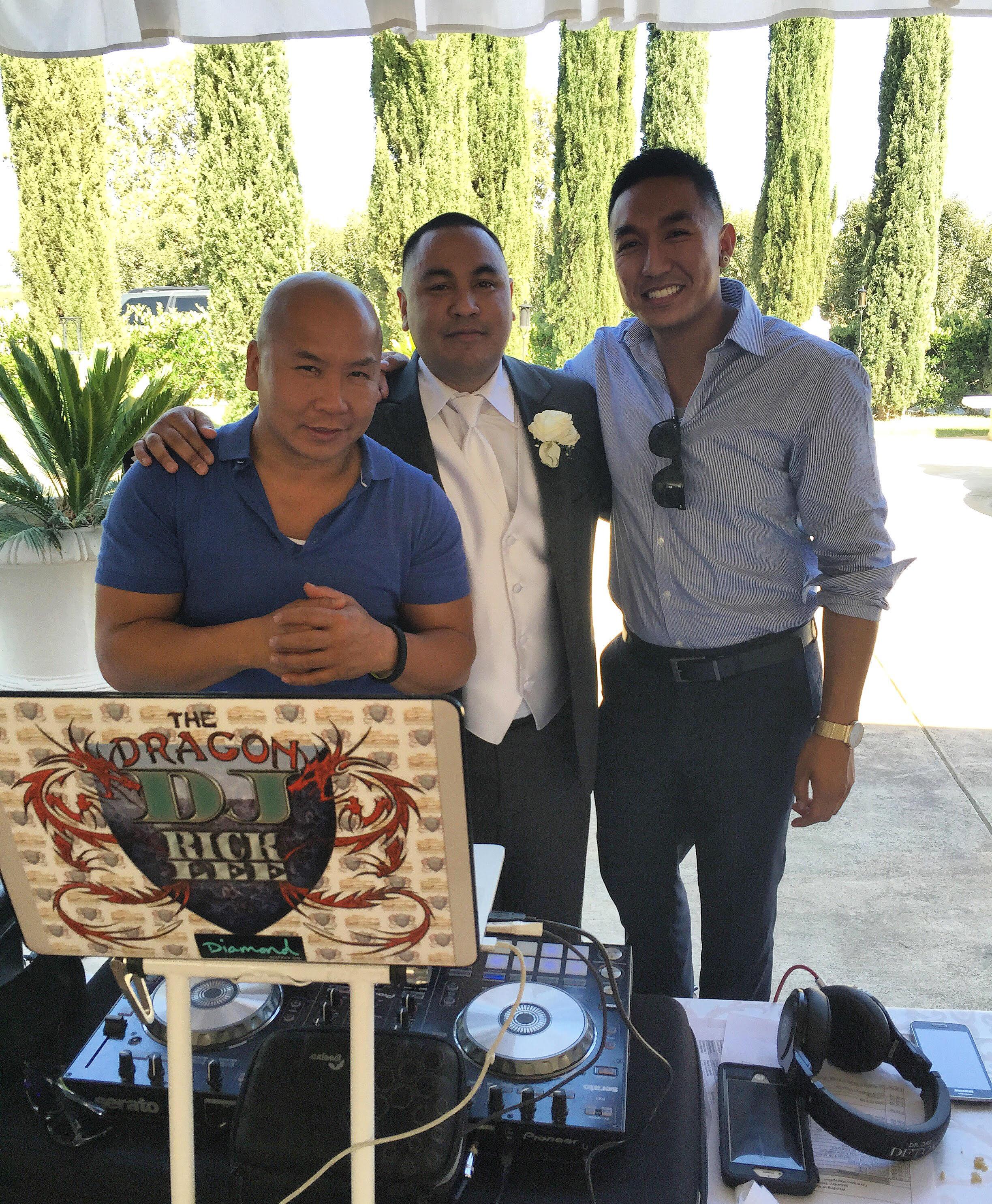 DJ Ricklee & DJ Crook